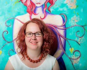 Rebecca the Artist